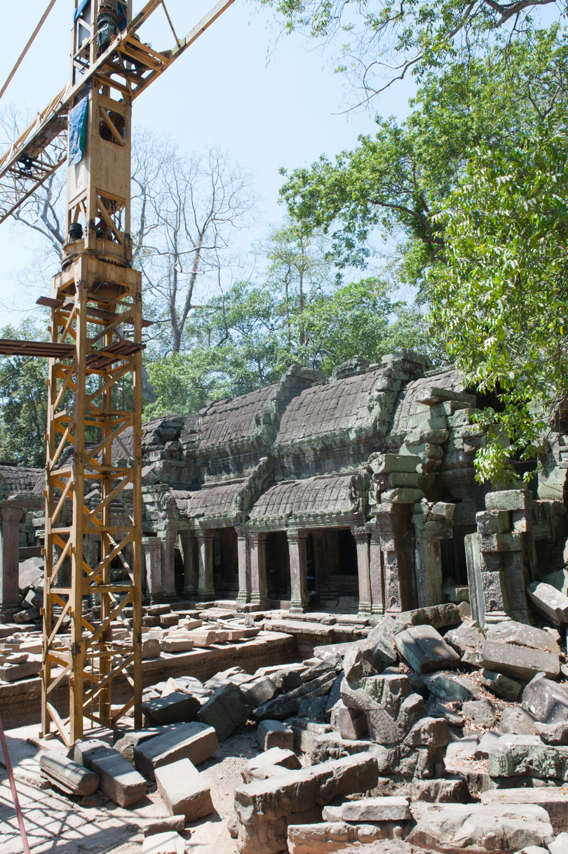 Cambodge Temples d'Angkor-70