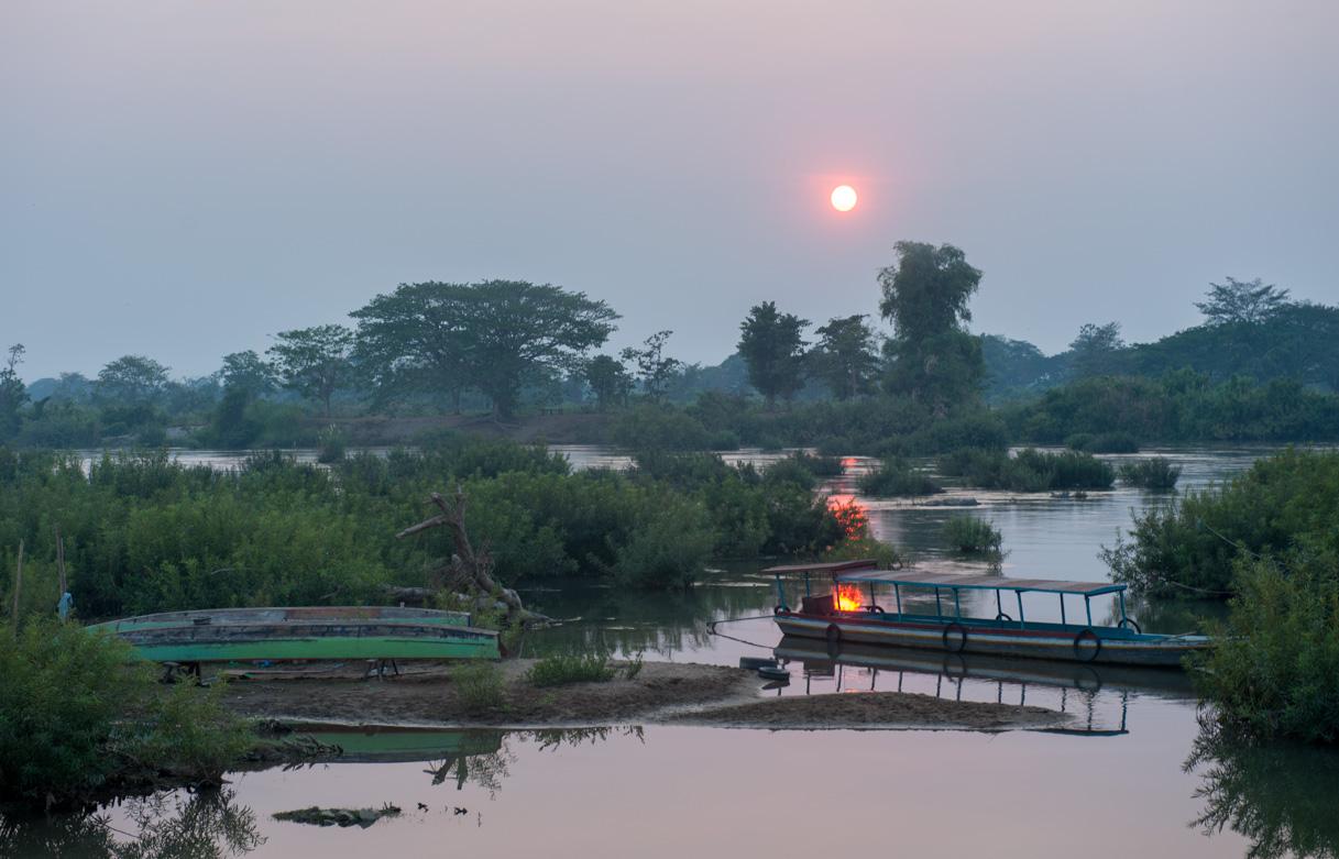 Laos Don Det-56