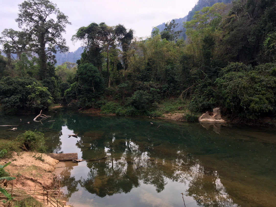 Laos Thakhek loop-70