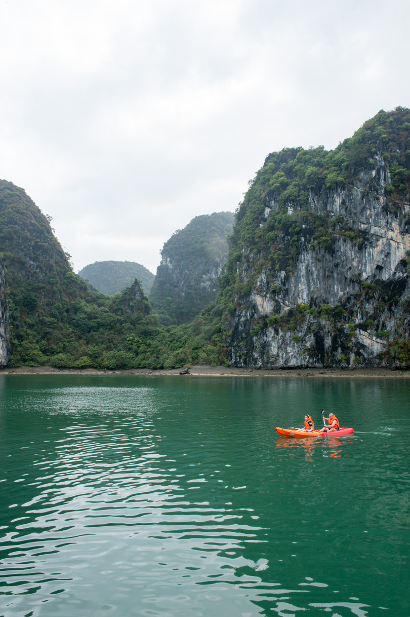 Vietnam - Halong Bay-18
