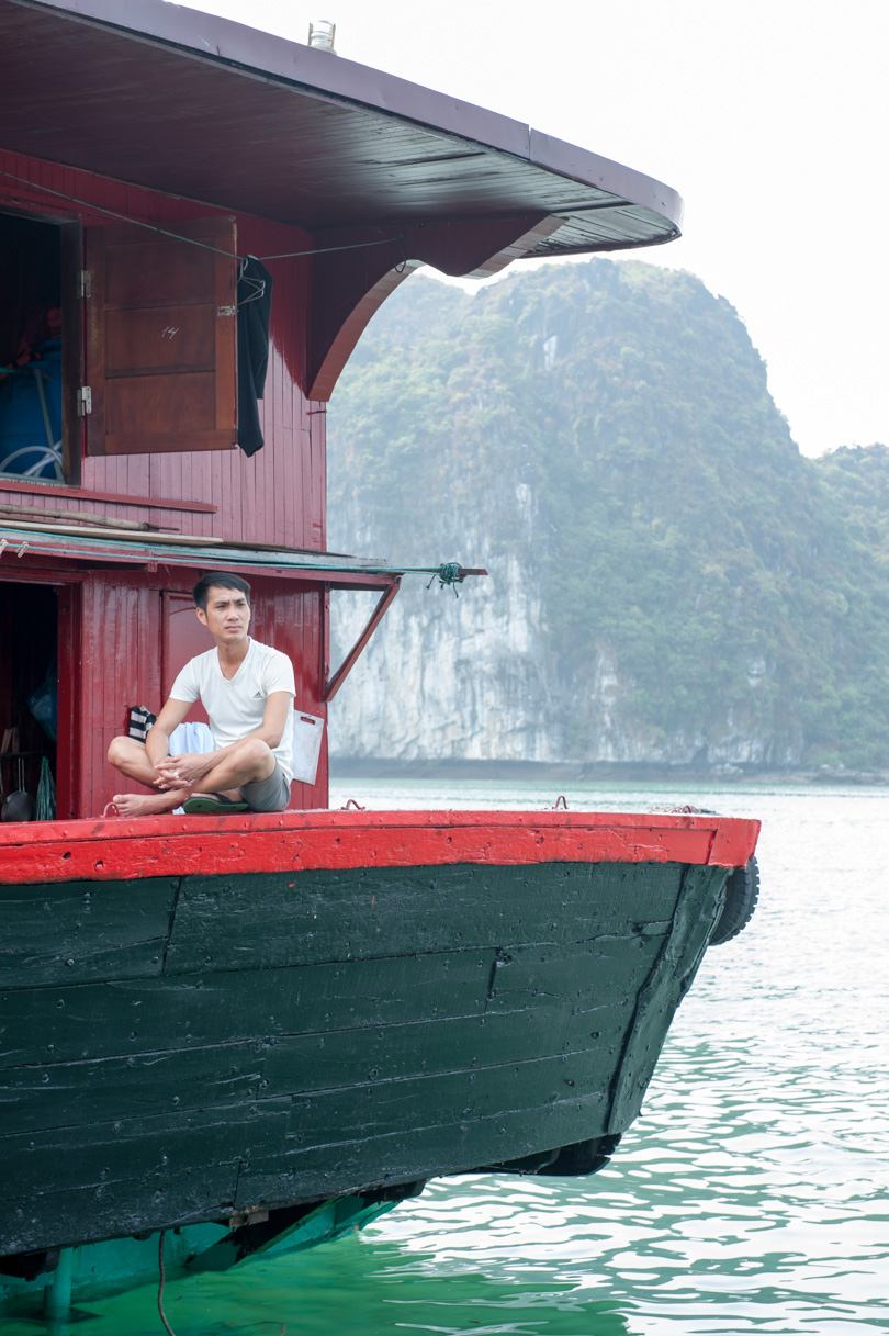Vietnam - Halong Bay-23