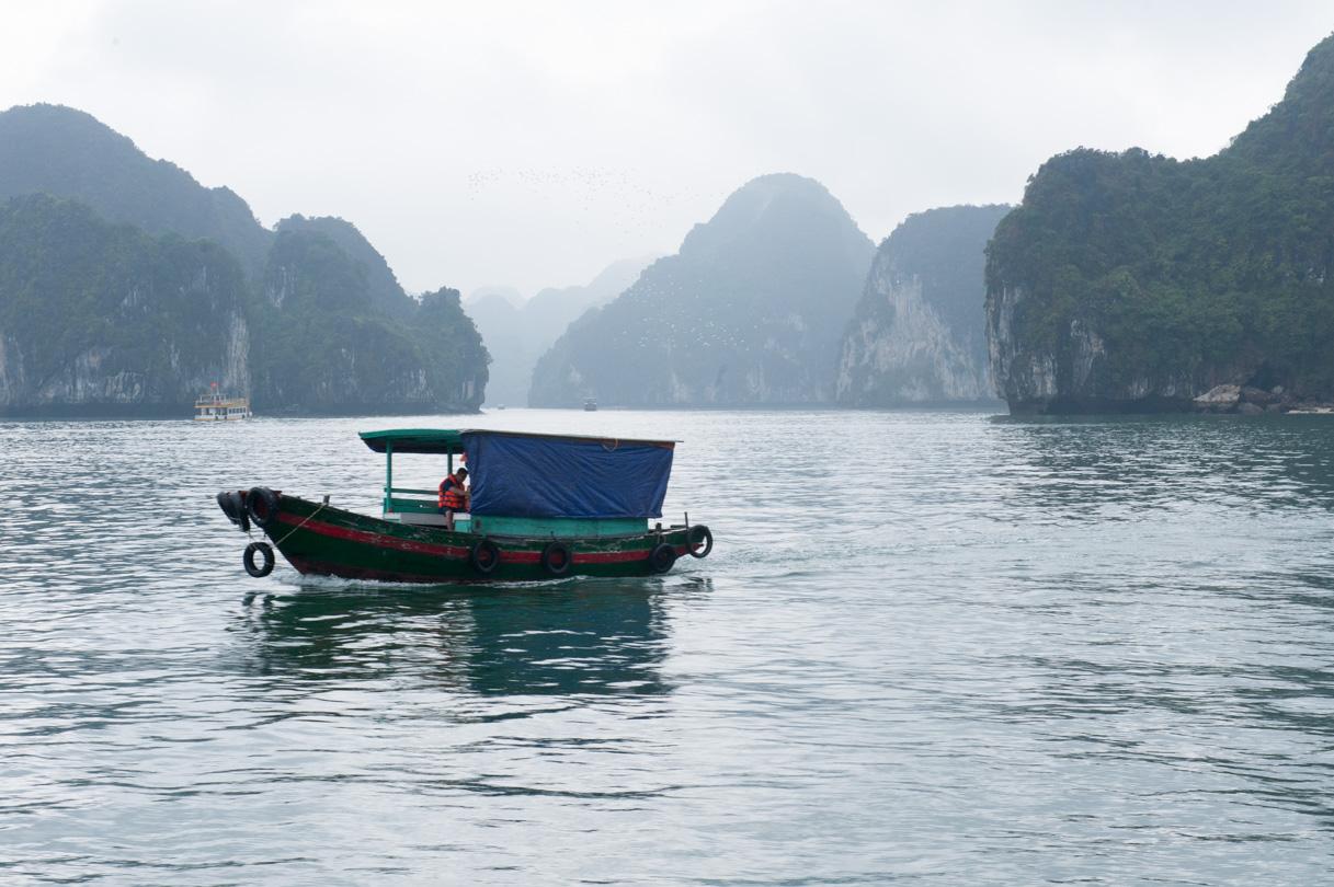 Vietnam - Halong Bay-3