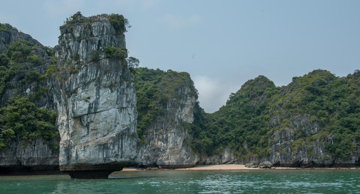 Vietnam - Halong Bay-32