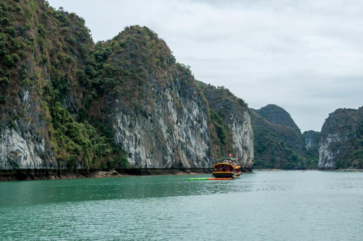 Vietnam - Halong Bay-40