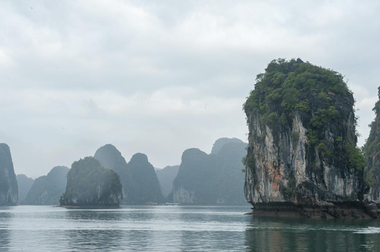 Vietnam - Halong Bay-6