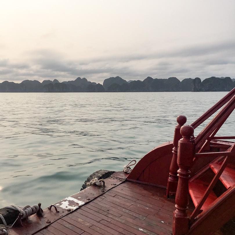 Vietnam - Halong Bay-65