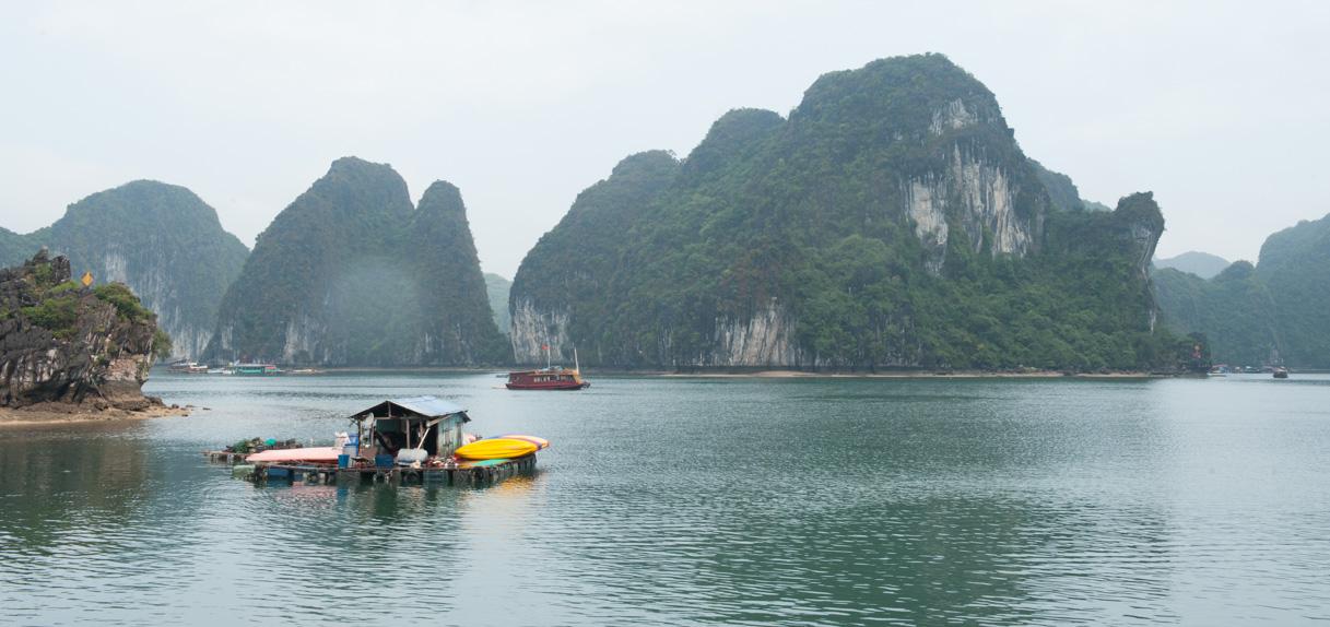 Vietnam - Halong Bay-8