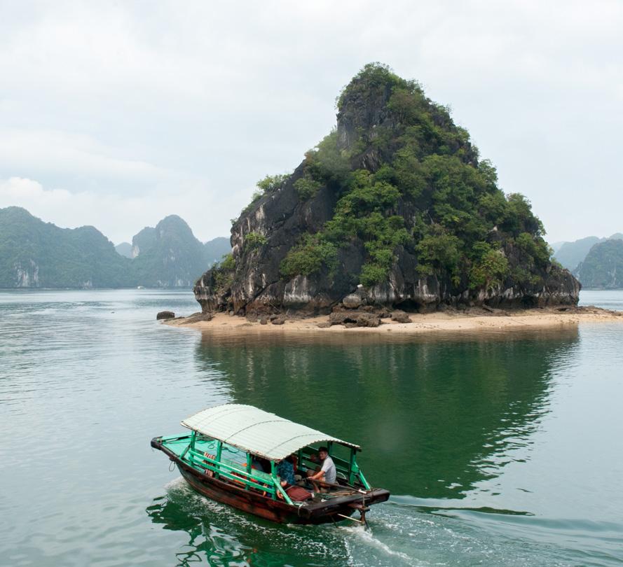 Vietnam - Halong Bay-9