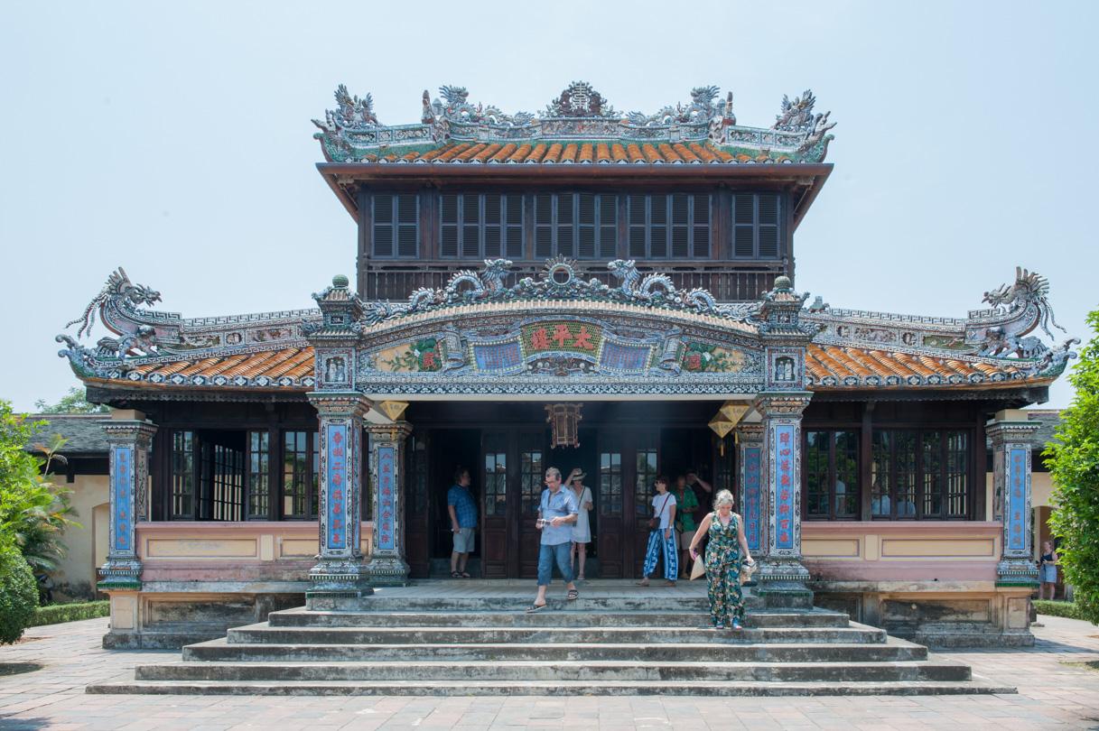 Vietnam - Hué-23